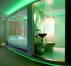 Qbic hotel amsterdam wtc budget class hotels for Design hotel qbic
