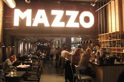 Amsterdam Restaurants Mazzo